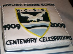 Web School Cake 27th June 2009