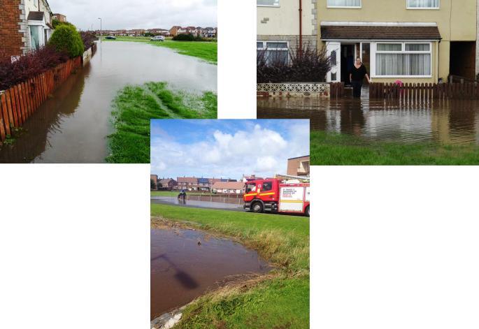 Flooding Pics